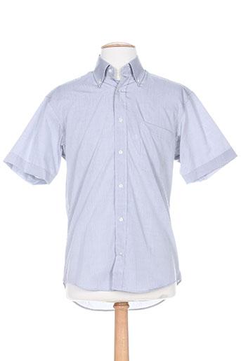 impact chemises homme de couleur gris