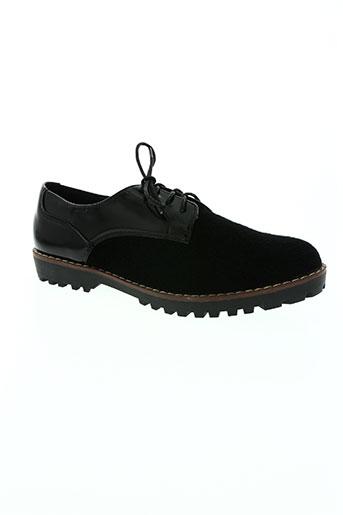 j&j paris chaussures femme de couleur noir