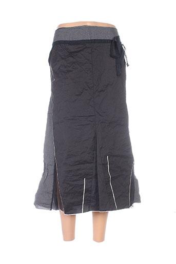 garella jupes femme de couleur noir