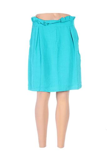 nathalie chaize jupes femme de couleur vert