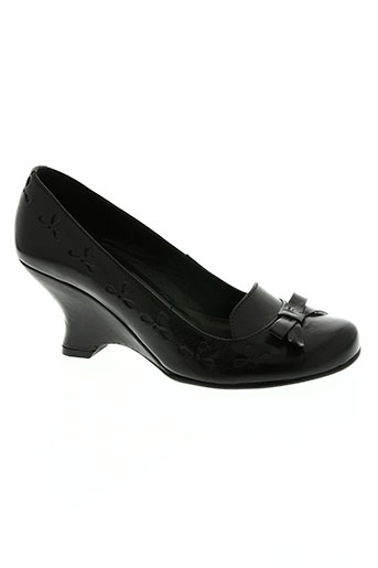 san marina chaussures femme de couleur noir