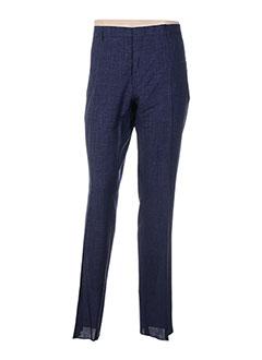 Pantalon chic bleu BURBERRY pour homme