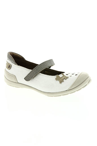 chipie chaussures fille de couleur beige