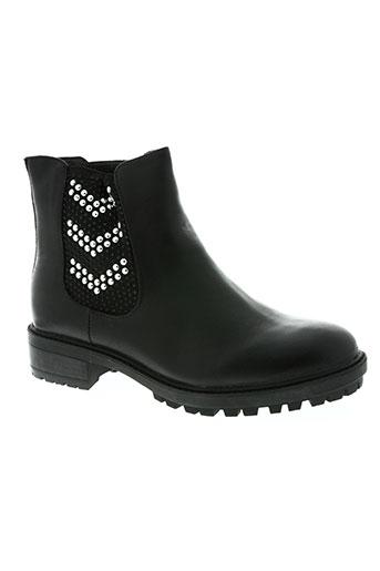 kayla chaussures femme de couleur noir