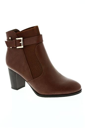 tom EFFI_CHAR_1 eva chaussures femme de couleur marron
