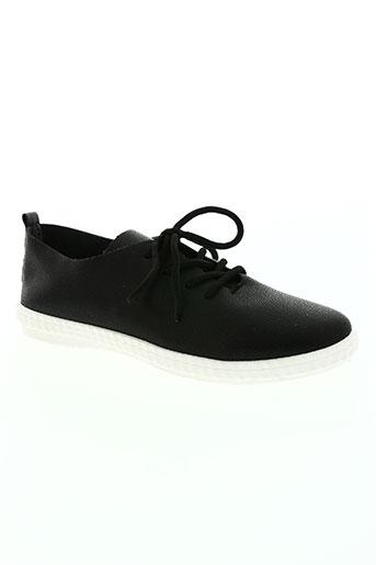 juliet chaussures femme de couleur noir