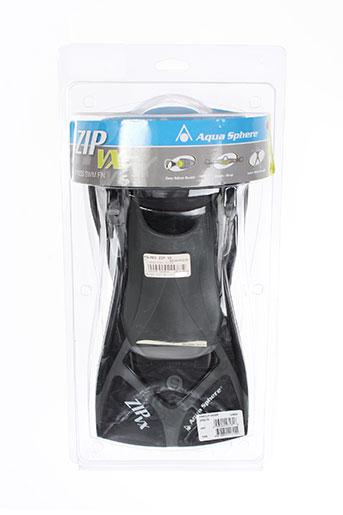 aqua sphere chaussures garçon de couleur noir