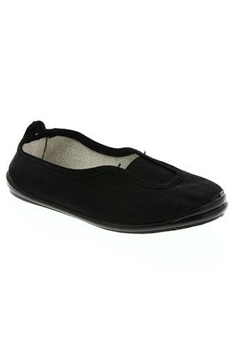 irabia chaussures fille de couleur noir