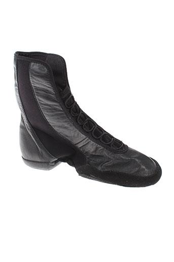 bloch chaussures homme de couleur noir