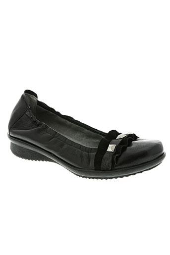 folie's chaussures femme de couleur noir