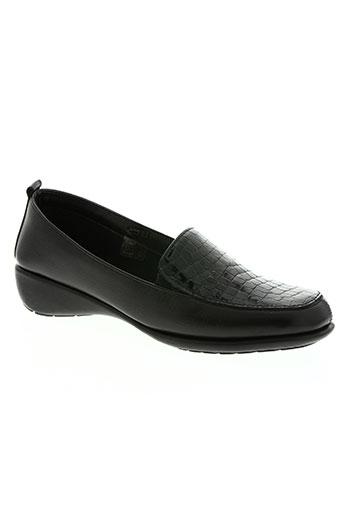 the flexx chaussures femme de couleur noir