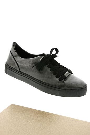 the flexx chaussures femme de couleur gris