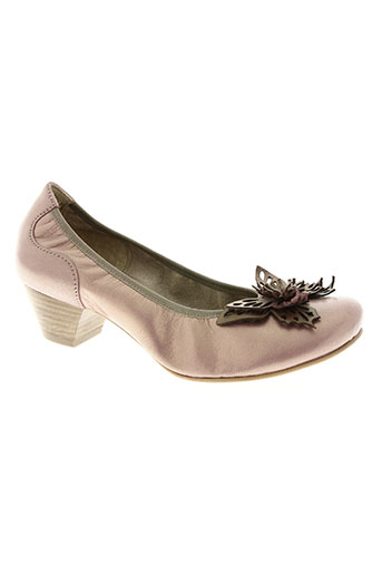 santafe chaussures femme de couleur rose