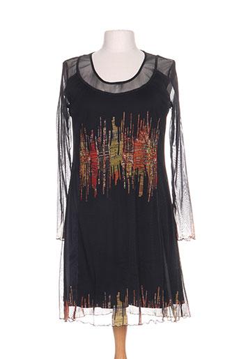 aventures des toiles robes femme de couleur noir c643398fbb3