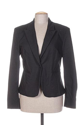 Veste casual noir FRACOMINA pour femme