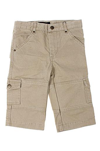 gant pantalons garçon de couleur beige