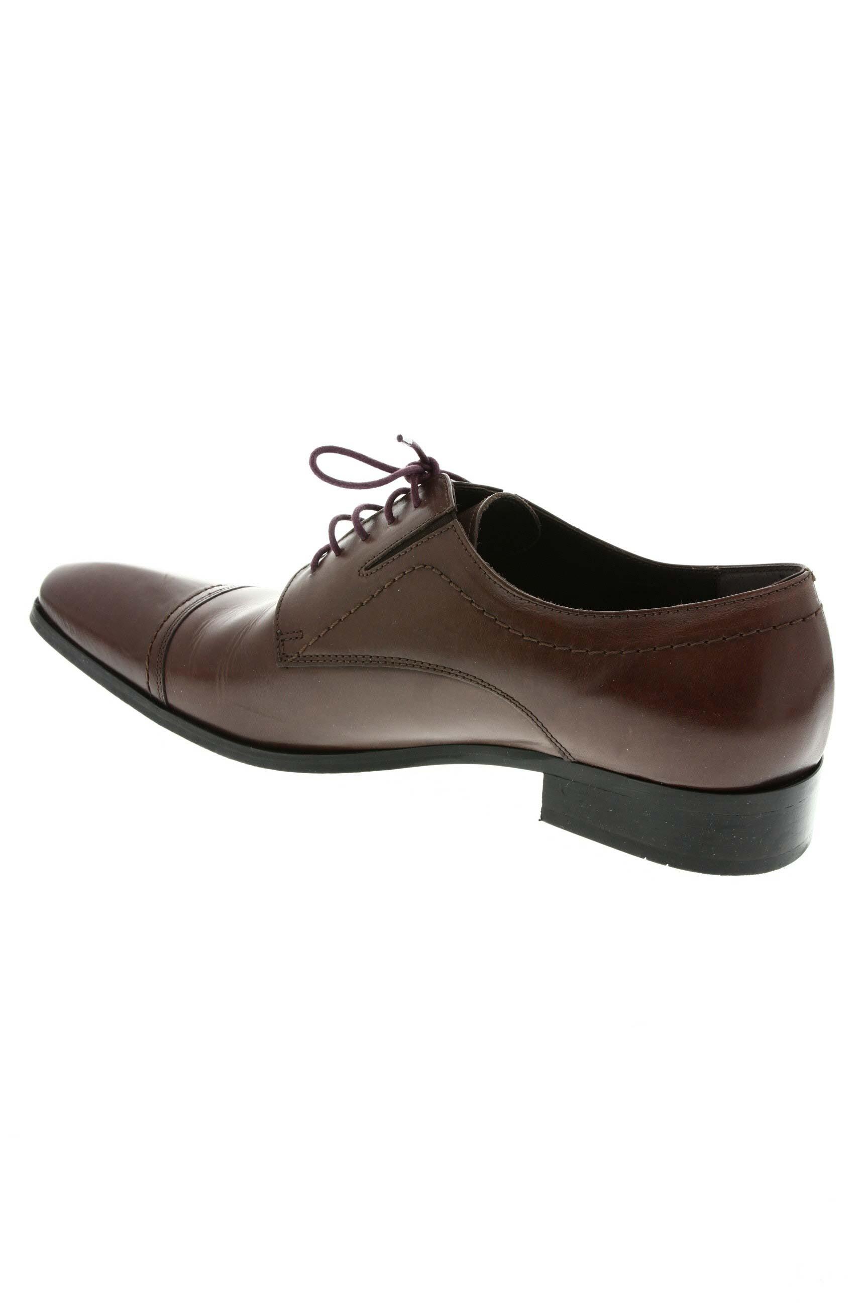 Chaussures derbies homme HEXAGONE marron jV5IyTy8