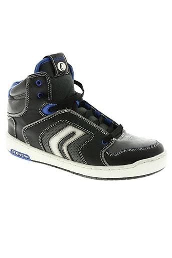 geox chaussures homme de couleur noir