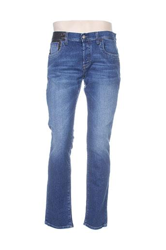 bikkembergs jeans homme de couleur bleu