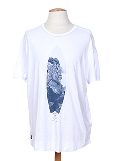 Produit-T-shirts / Tops-Homme-OXBOW