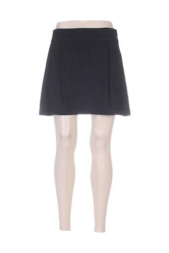 skunkfunk jupes femme de couleur noir