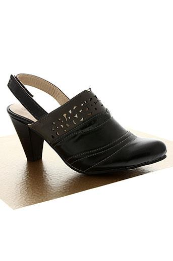Giselle, Escarpins Femme - Noir - Noir (Noir), 37 1/3Carvela