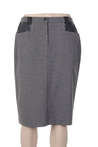 griffon jupes femme de couleur gris