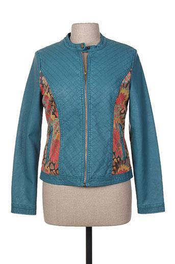 leyenda EFFI_CHAR_1 co vestes femme de couleur bleu