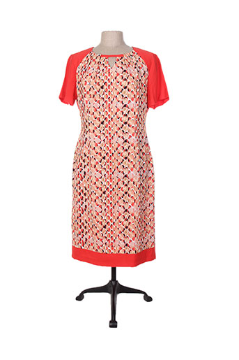 griffon robes femme de couleur rouge