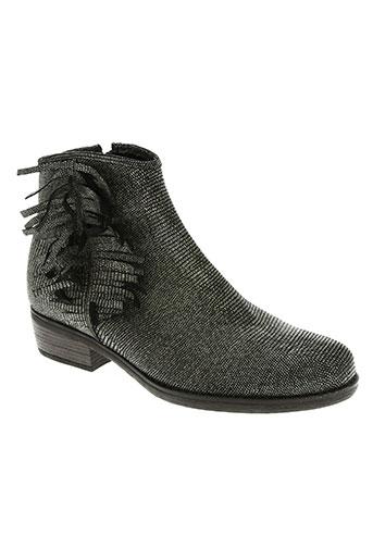 gaimo chaussures femme de couleur gris