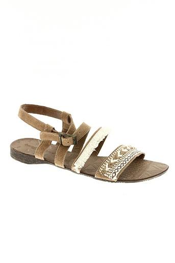 borgo di celso chaussures femme de couleur beige