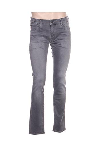 kiliwatch jeans homme de couleur gris