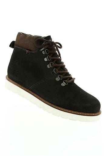 roadsign chaussures homme de couleur gris