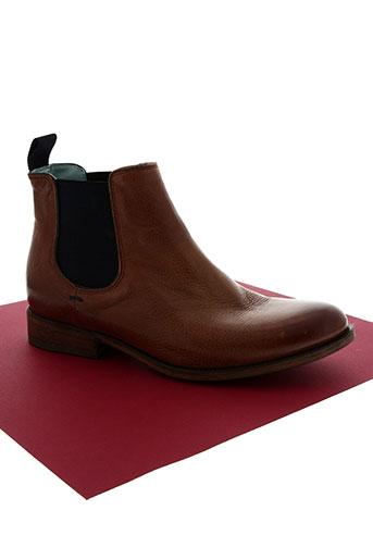 paradigma chaussures femme de couleur marron