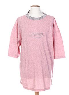 Produit-T-shirts / Tops-Homme-GAPSTAR