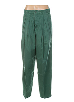 Pantalon casual vert BLUMY pour femme