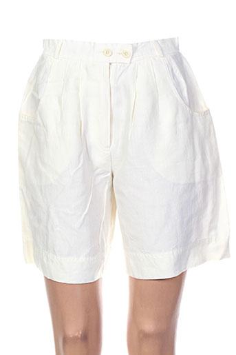 lola paradis shorts / bermudas femme de couleur beige