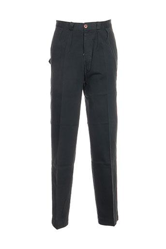 Pantalon casual vert CENTRAL PARK pour femme