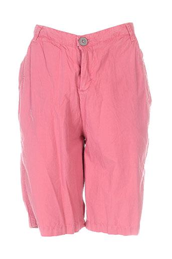 red soul shorts / bermudas garçon de couleur rouge