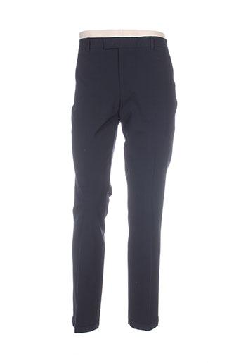 teddy smith pantalons femme de couleur noir