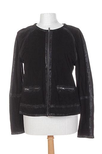 chipie vestes femme de couleur noir