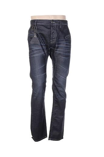 absolut joy jeans homme de couleur bleu