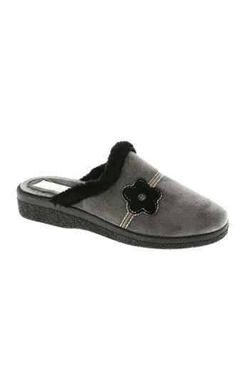 wapiti chaussures femme de couleur gris