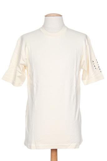 poetik t-shirts / tops homme de couleur beige
