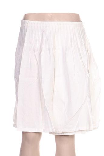 kolam jupes femme de couleur blanc