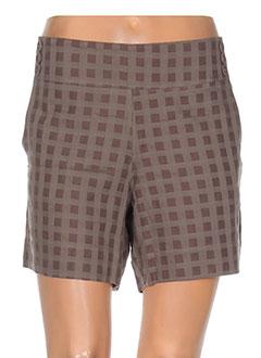 Produit-Shorts / Bermudas-Femme-ETHOS