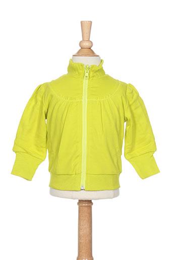 Veste casual vert IDEO pour fille