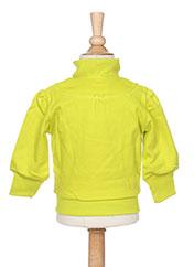Veste casual vert IDEO pour fille seconde vue