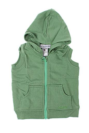 Veste casual vert IDEO pour enfant