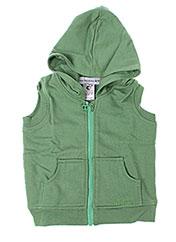 Veste casual vert IDEO pour enfant seconde vue